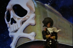 Captain Harlock Figure