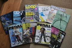 Fixed Gear Magazines