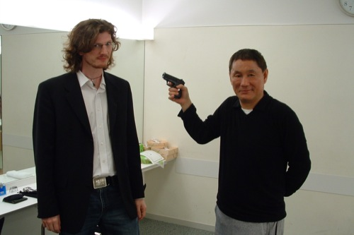 Takeshi 'Beat' Kitano and the Bad Gaijin